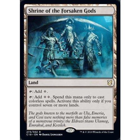Shrine of the Forsaken Gods