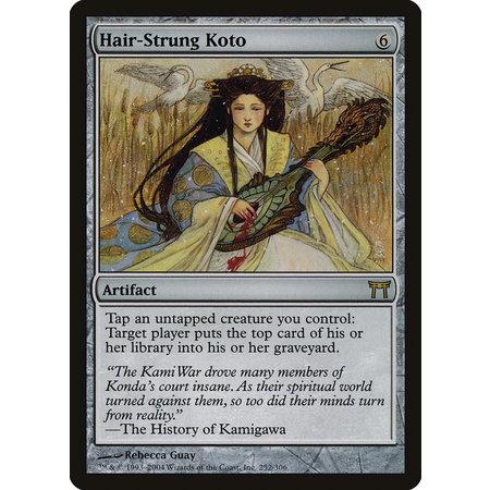 Hair-Strung Koto