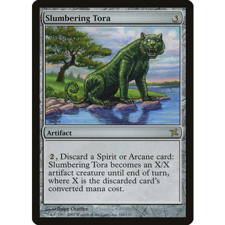 Slumbering Tora