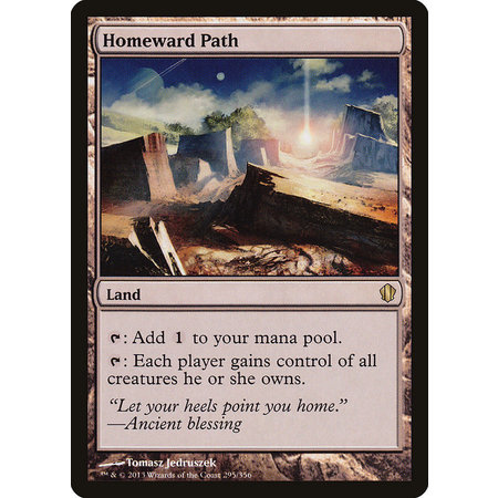 Homeward Path