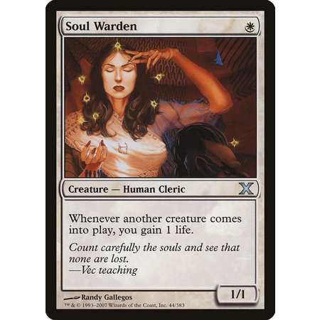 Soul Warden