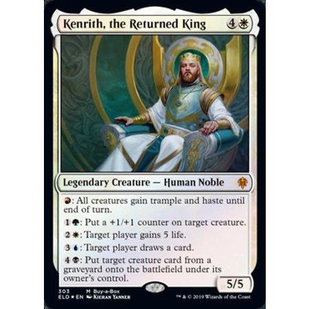 Kenrith, the Returned King - Foil