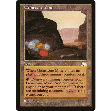 Gemstone Mine (Damaged)