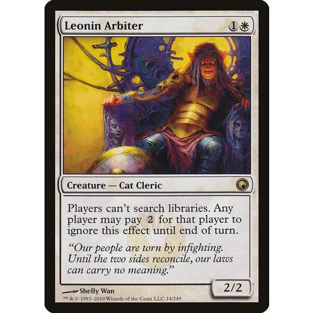 Leonin Arbiter (LP)