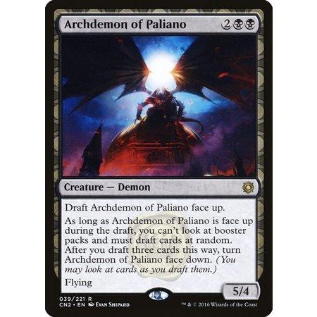 Archdemon of Paliano - Foil