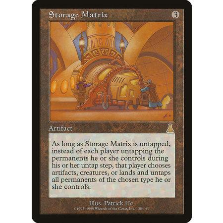 Storage Matrix (MP)