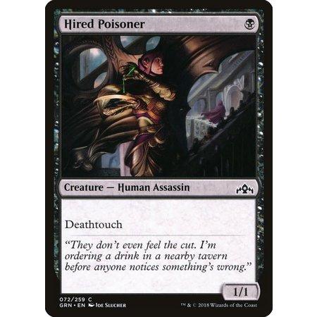 Hired Poisoner - Foil