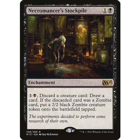 Necromancer's Stockpile - Foil