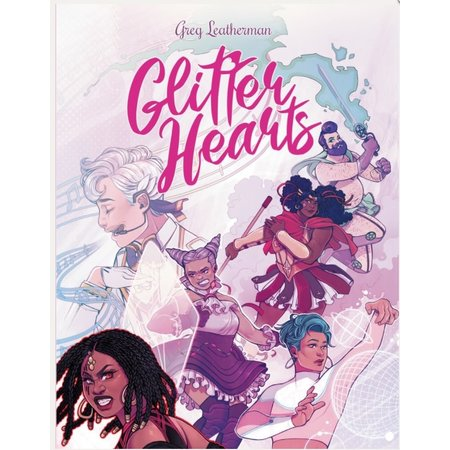 PREORDER - Glitter Hearts RPG