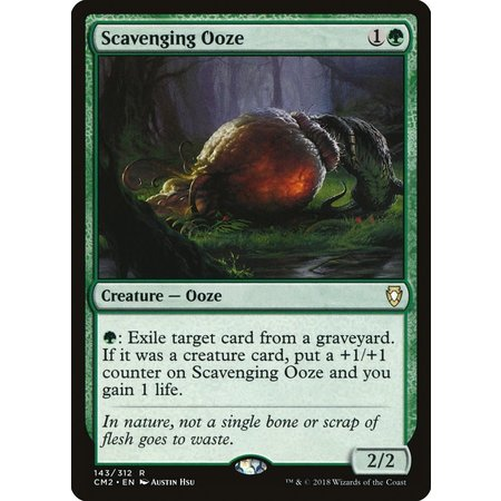 Scavenging Ooze