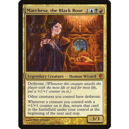 Marchesa, the Black Rose