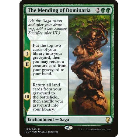 The Mending of Dominaria - Foil