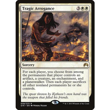 Tragic Arrogance