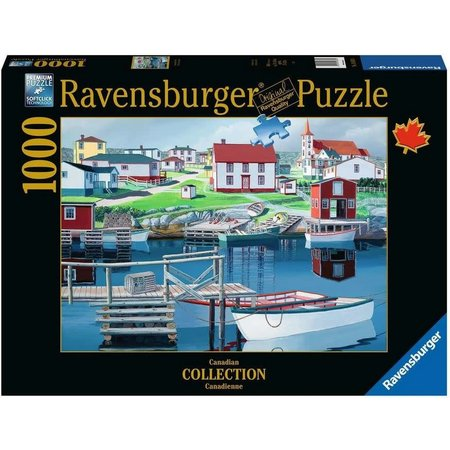 1000 - Canadian Collection - Greenspond Harbour