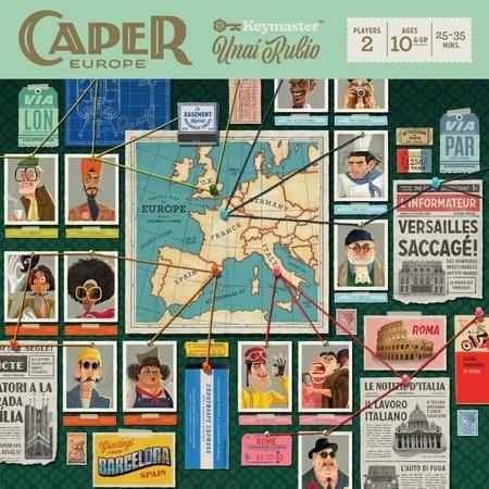 PREORDER - Caper: Europe - Kickstarter Mastermind Edition