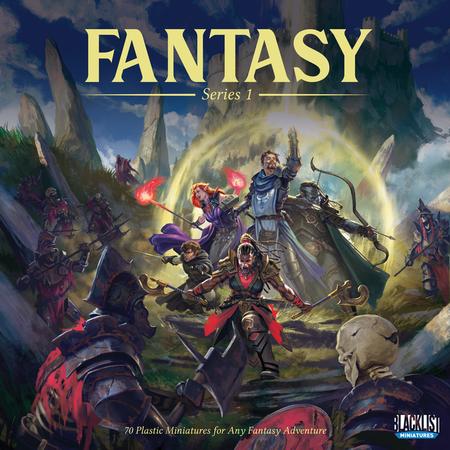 PREORDER - Fantasy Series 1 Miniatures