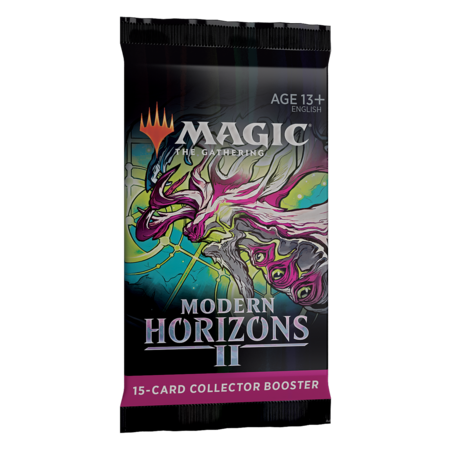 MTG Booster Pack - Modern Horizons 2 Collector Booster