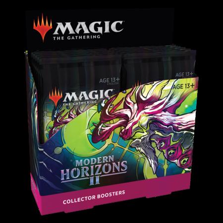 MTG Booster Box - Modern Horizons 2 Collector Booster
