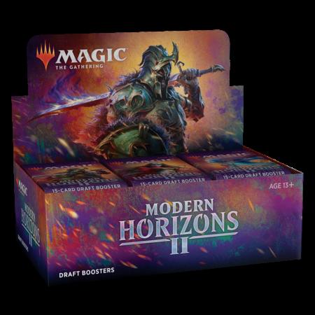MTG Booster Box - Modern Horizons 2 Draft Booster