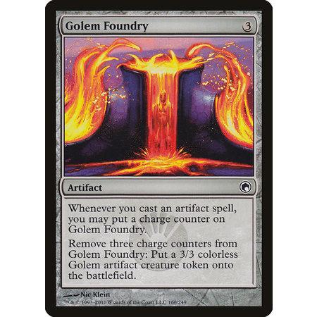 Golem Foundry - Foil