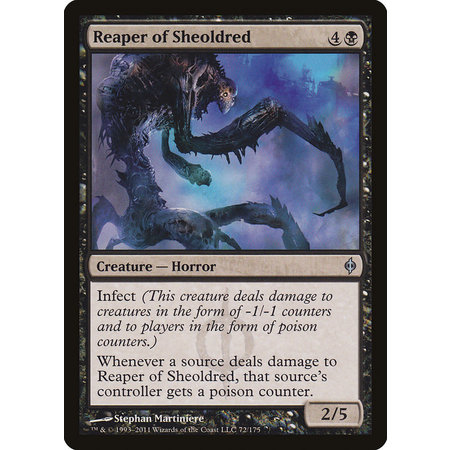 Reaper of Sheoldred - Foil