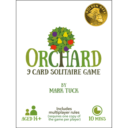 Orchard: A 9 Card Solitaire Game