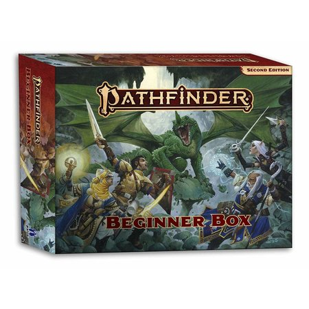 Pathfinder Roleplaying Game 2E: Beginner Box