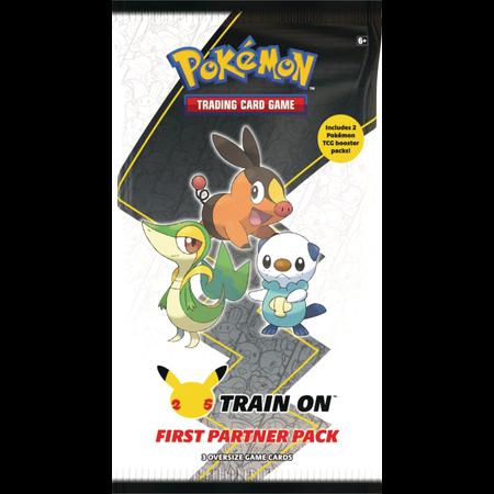 Pokemon First Partner Pack (Unova)