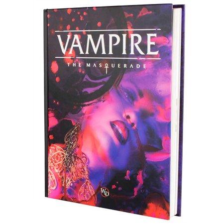 Vampire: The Masquerade - 5th Edition Core Rulebook