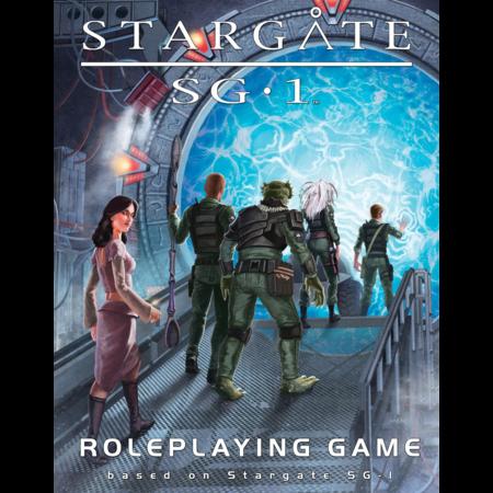 Stargate SG-1 RPG - Core Rulebook