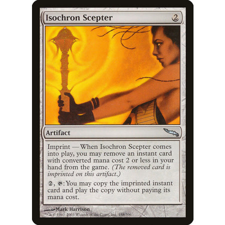 Isochron Scepter (MP)