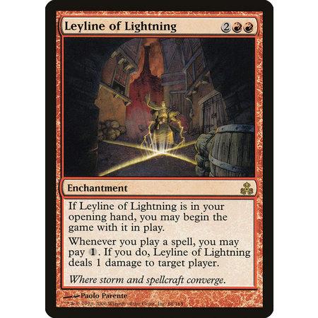 Leyline of Lightning