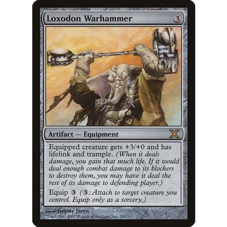 Loxodon Warhammer - Foil