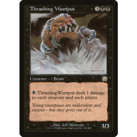 Thrashing Wumpus