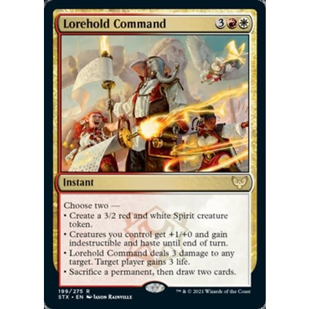 Lorehold Command