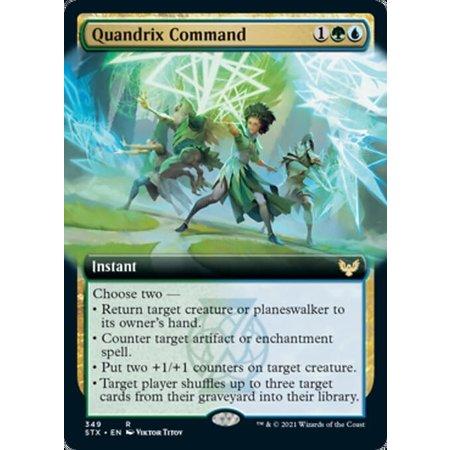 Quandrix Command