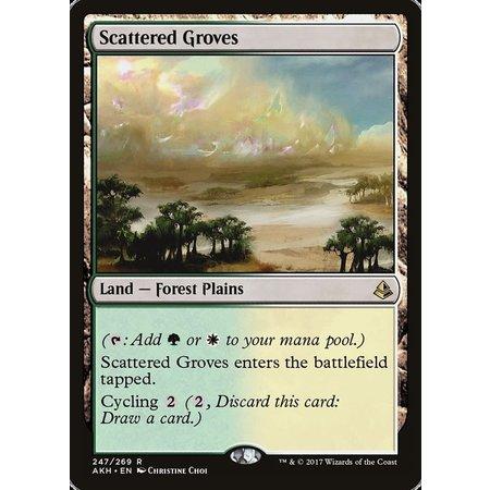 Scattered Groves - Foil