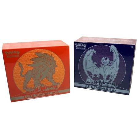 Pokemon Elite Trainer Box - Sun & Moon