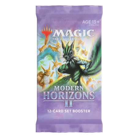 MTG Booster Pack - Modern Horizons 2 Set Booster
