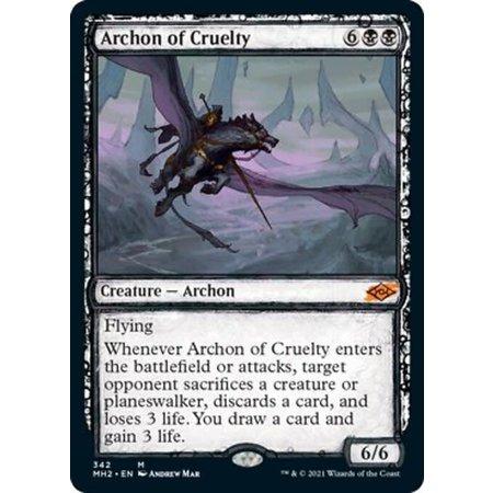 Archon of Cruelty - Foil