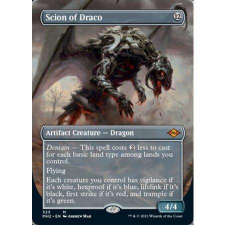 Scion of Draco - Foil