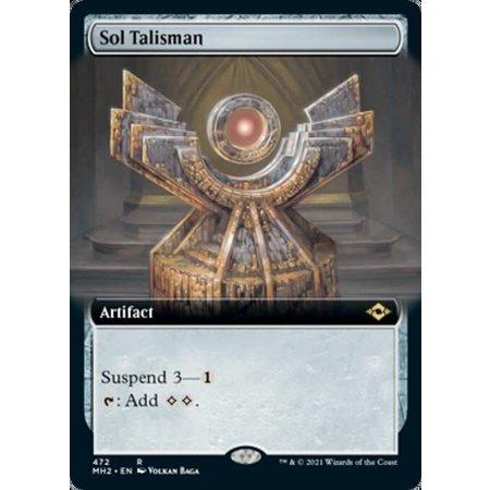 Sol Talisman - Foil