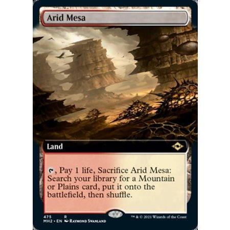 Arid Mesa - Foil