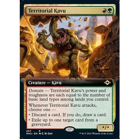 Territorial Kavu
