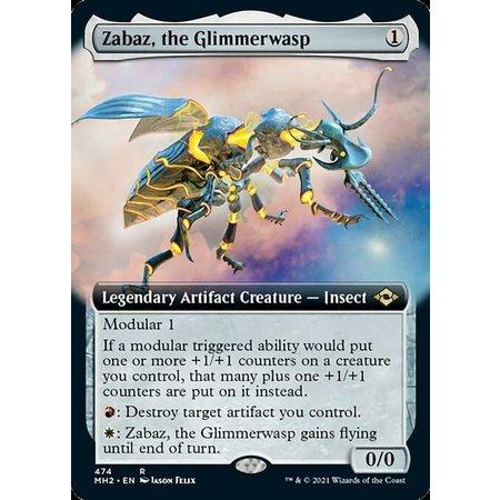 Zabaz, the Glimmerwasp