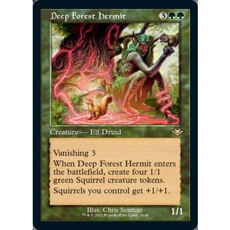 Deep Forest Hermit - Foil