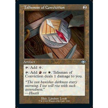 Talisman of Conviction - Foil