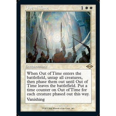 Out of Time - Foil