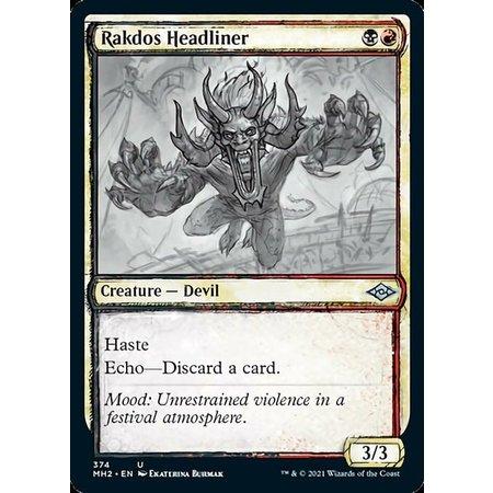 Rakdos Headliner - Foil