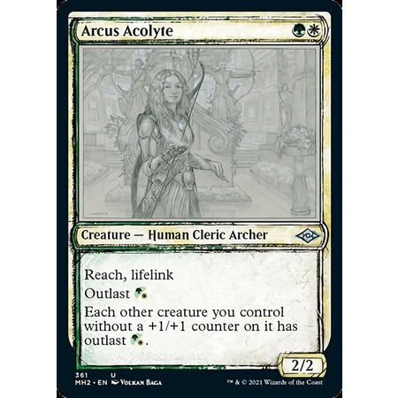 Arcus Acolyte - Foil